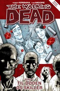 Forlaget Fahrenheit har mulighed for at slanke produktionsbudgettet på Walking Dead serien i en sådan grad, at den danske udgave i tegneseriebutikkerne er 20 kr. billigere end den amerikanske.