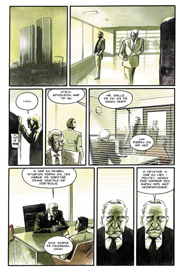 """""""Stiletto"""", side 21"""