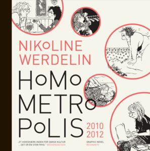 HOMO METROPOLIS_Werdelin_omslag_240x240_sats.indd