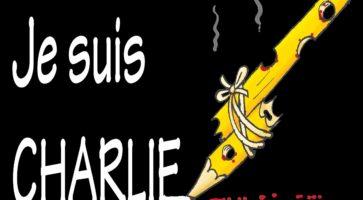 Danske tegnere støtter Charlie Hebdo