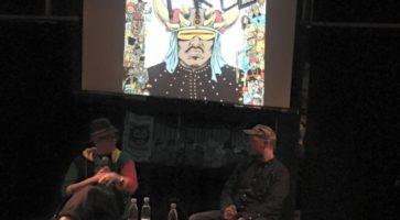 """Video: Se hvordan det gik ned til """"Drawing Hip Hop"""""""