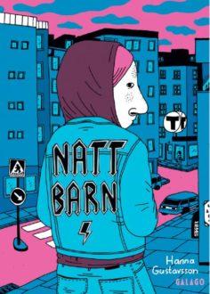 """""""NattBarn"""" af Hanna Gustavsson"""