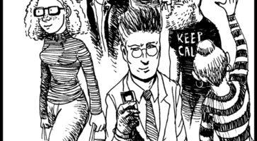 Tegneseriedagbog: MoCCA 2016