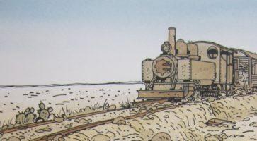 Et kort glimt af Hugo Pratt