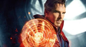 Nummer 9-podcast: Ditkos Doctor Strange er vidunderligt underlig