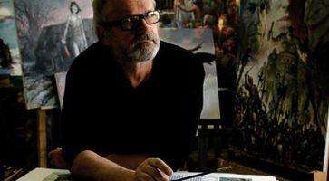Grzegorz Rosinski til Copenhagen Comics