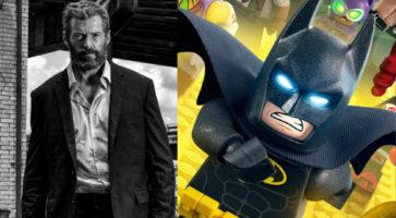 Lucha Comico: Logan og Lego Batman