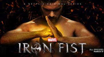 Supersnak: Iron Fist er Netflix' første Marvel-stinker