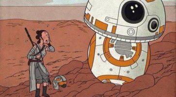 De bedste falske Tintin-forsider