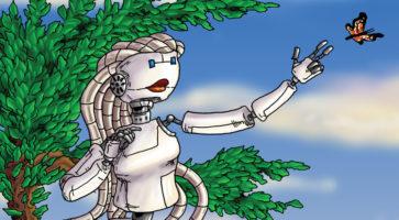 At være eller ikke være en androide