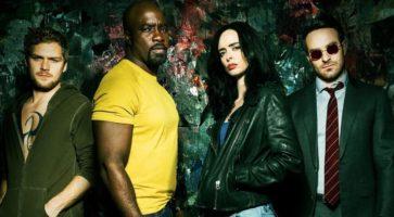 Netflix' The Defenders er højest okay