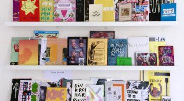 Femi-nichen på tur: CPH Zine Fest 2017
