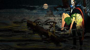 Supersnak: Kim Helt gider ikke at læse Tomb of Dracula