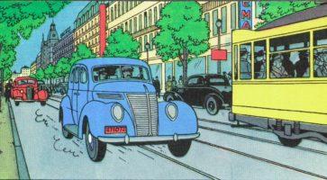 Mit møde med Hergé