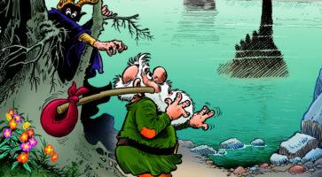 Gammelpot og Nessie