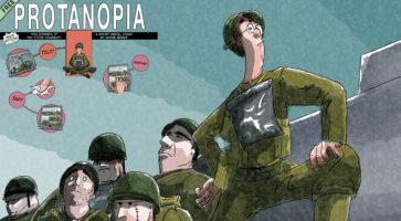 Jul på nettet: Protanopia