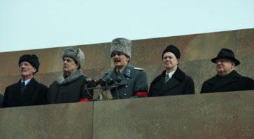 Stalins tåkrummende død