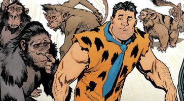 Lucha Comico: DC Comics og Hanna-Barbera