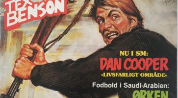 Verden ifølge Seriemagasinet: Den falske Dan Cooper