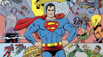De 10 Superman-historier, du bare SKAL læse