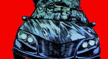 Lucha Comico: Nye danske tegneserier