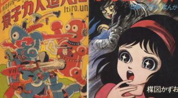 5 serier, der ændrede manga for altid