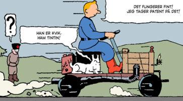 Tintin in spe
