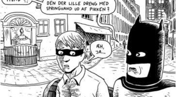 5 danske tegneserier du SKAL læse