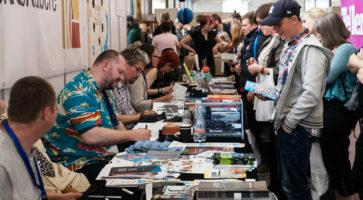 Hvad skal Nummer9 opleve på Copenhagen Comics?
