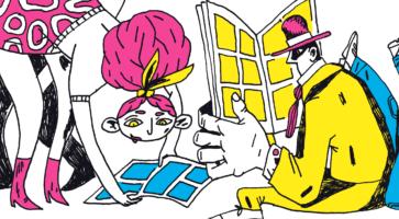 Dansk Tegneserieråd fylder 10 år