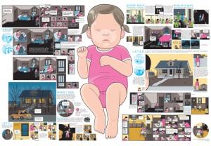 Er Chris Wares 'Building Stories' nominering til en Pingpris samtidig udtryk for, at en tegneseriekulturelite sætter dagsordenen for tegneserier i Danmark?