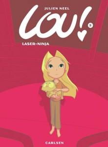 Forlaget Carlsen er med de seneste bind af den flotte serie Lou oppe på en vejledende pris på 249,95 kr. Er det en pris, som redaktøren selv ville betale for de 56 sider?