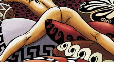 Indisk tegneserie sex