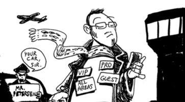 Tegneseriedagbog: Leeds