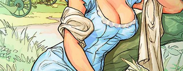 Wonder kvinde porno tegneserie