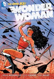 """""""Wonder Woman 1: Blood"""""""
