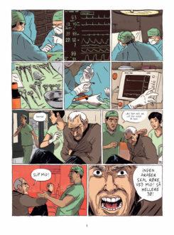 "Hektik på hospitalet - ""Attentatet"" bind 6"