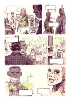 """Side 11 af """"Burn Out"""""""