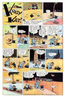 """Sproglig overflod i """"Krazy Kat"""""""