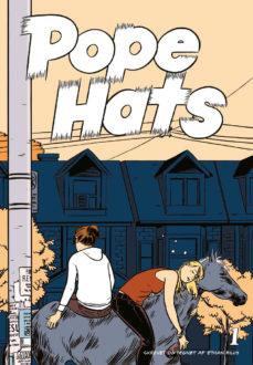 """Det danske """"Pope Hats 1""""-omslag"""