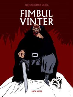 """""""Fimbulvinter""""s forside"""