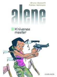 Alene - Knivenes mester