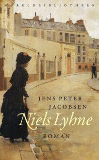 """Bogomslag til en hollandsk udgave af """"Niels Lyhne"""""""