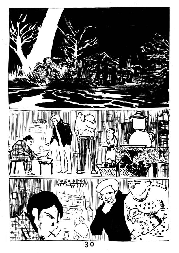 """Thumbnails til """"L'Astragale"""" side 30"""