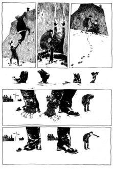 """Mine"", side 73"
