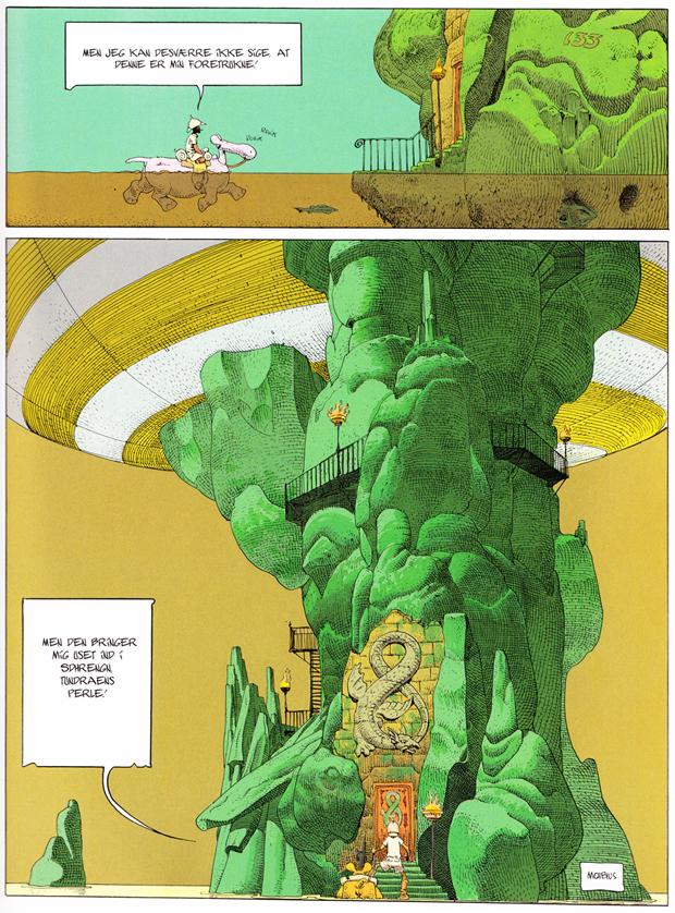 """""""Den hermetiske garage"""", side 39"""