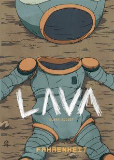 """""""Lava""""s forside"""