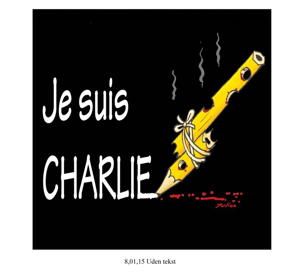 150108 Je suis charlie 1 - af Julius