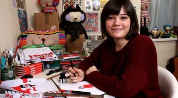 Philippa Rice gæster Copenhagen Comics
