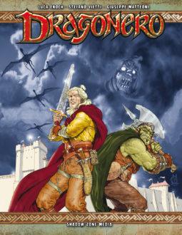 """""""Dragonero""""s forside"""